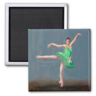 Ballet Move Magnet