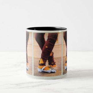 Ballet Mug Back handle