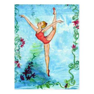 Ballet of Hope Postcard