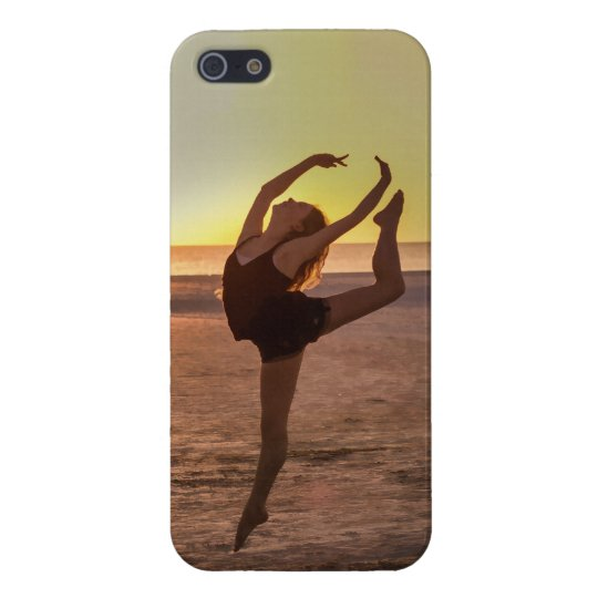 Ballet on the Beach Case Savvy iPhone 5 Case