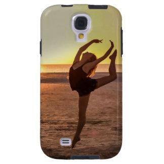Ballet on the Beach Galaxy S4 Case
