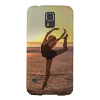 Ballet on the Beach Galaxy S5 Case