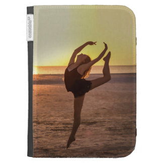 Ballet on the Beach Kindle Case Cases For The Kindle