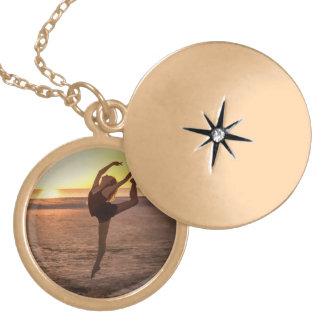 Ballet on the Beach Pendant