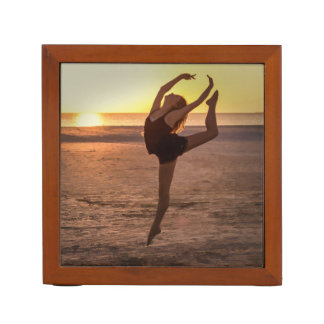 Ballet on the Beach Reversible Pencil/Pen Holder