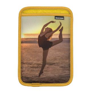 Ballet on the Beach Sleeve For iPad Mini