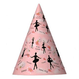 Ballet Party Hat