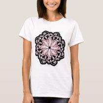Ballet Pattern (pink) T-Shirt