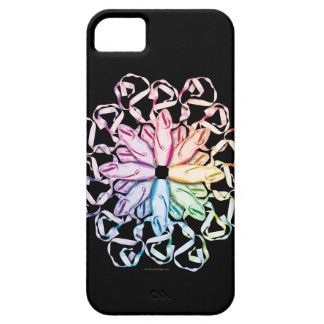 Ballet Pattern (spectral) iPhone SE/5/5s Case