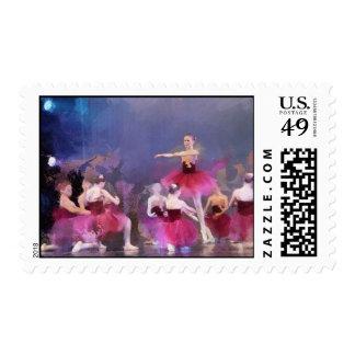 Ballet Performance Postage