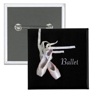 'Ballet' Pin