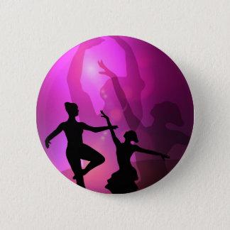 Ballet Pinback Button