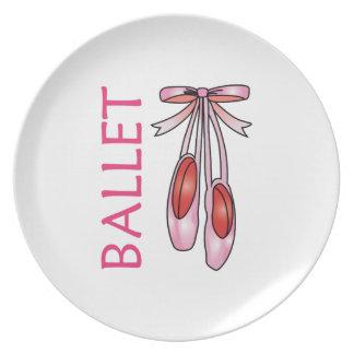 BALLET PLATES