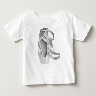 Ballet Point Shoe Graphic Baby T-Shirt