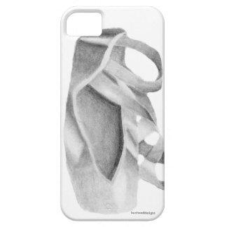 Ballet Pointe Shoe Graphic iPhone SE/5/5s Case