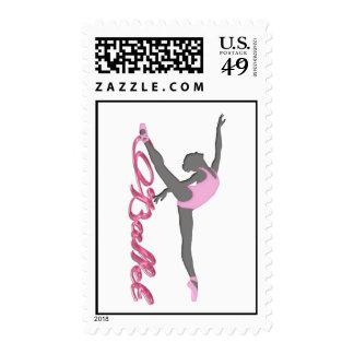 Ballet Postage