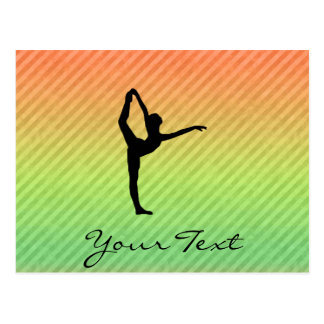 Ballet Post Card