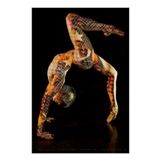 Ballet Poster-4558XLG