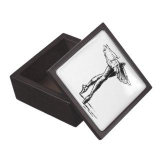 Ballet Premium Keepsake Boxes