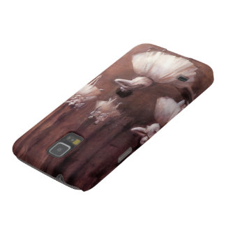 Ballet Rehearsal on the Stage by Edgar Degas Galaxy S5 Case