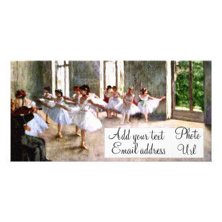 Ballet Rehearsal Photo Cards