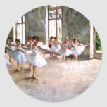 Ballet Rehearsal Stickers