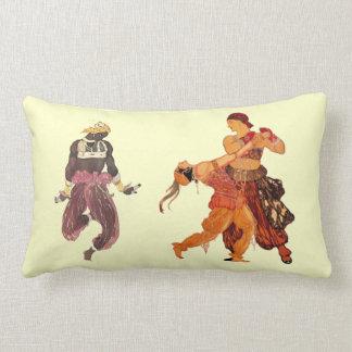 Ballet Russe de Monte Carlo Pillow