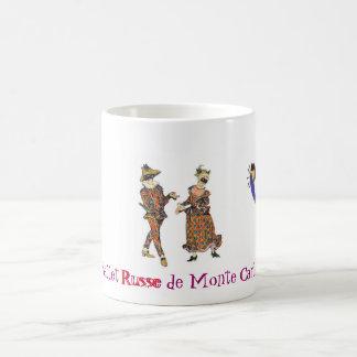 Ballet Russe de Monte Carlo Taza De Café