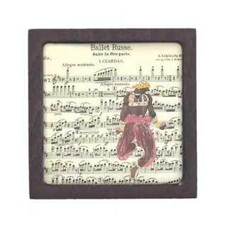 Ballet Russe Music & Dance Gift Box