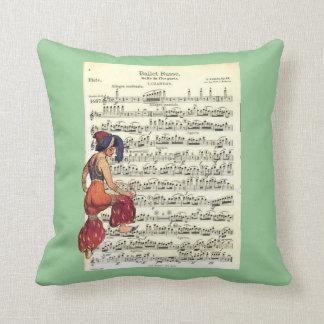 Ballet Russe Pillow