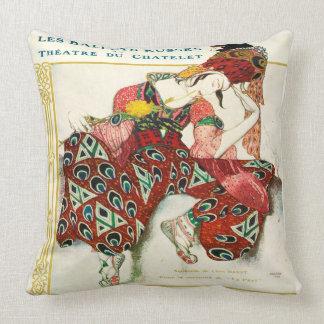 Ballet Russes Pillow Cushion