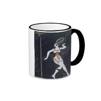 Ballet scene with Tamara Karsavina (1885-1978) 191 Ringer Coffee Mug