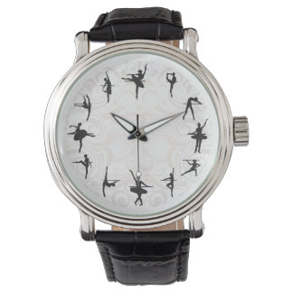 Ballet School Ballerina Dance Teacher Watch