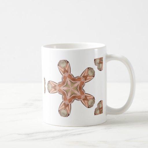 Ballet Shoes Kaleidoscope Coffee Mug