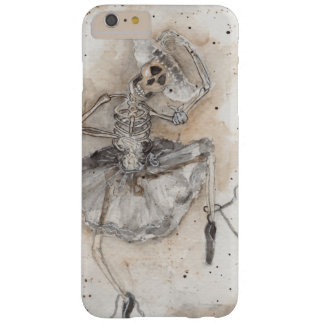 ballet Skeleton Dances Barely There iPhone 6 Plus Case