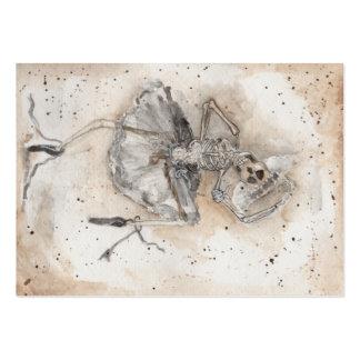 Ballet Skeleton Dances Large Business Card