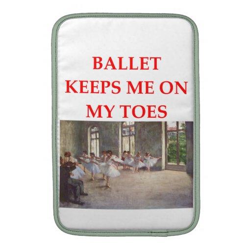 ballet sleeves for MacBook air