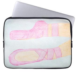 Ballet Slippers! Laptop Sleeve