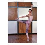 Ballet Squares 3 Cards