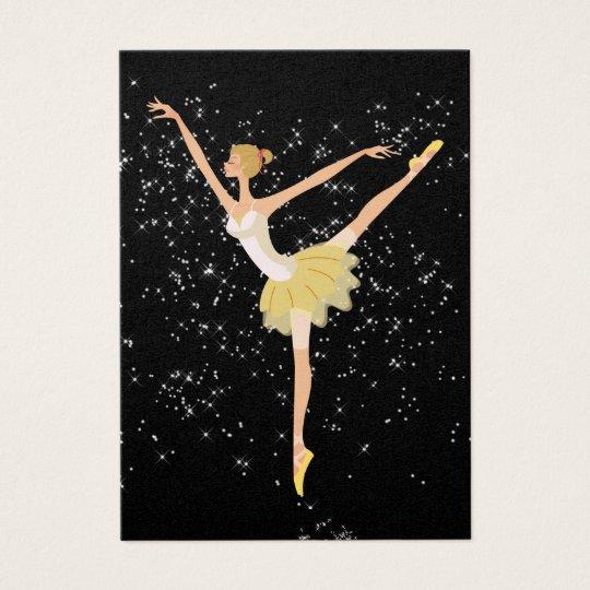 Ballet - SRF Business Card