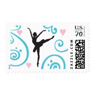 Ballet stamp