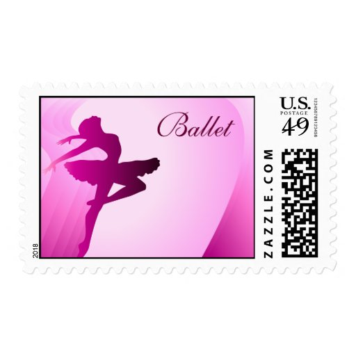 Ballet Stamps