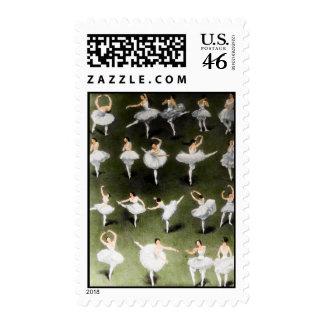 Ballet Stamps