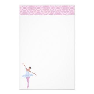 Ballet Stationery Design