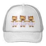 Ballet Step Bears Hat