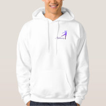 Ballet sukuroruhudo equipped trainer hoodie