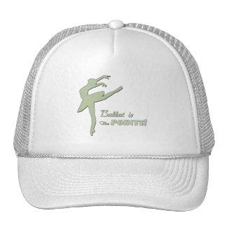 Ballet T-shirts, Stickers & Cards Trucker Hat