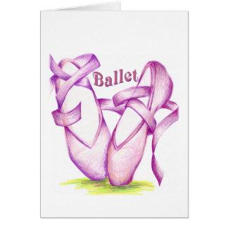 Ballet Felicitación