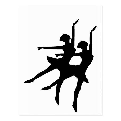 ballet tarjetas postales