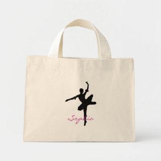 Ballet Tiny Tote Bag